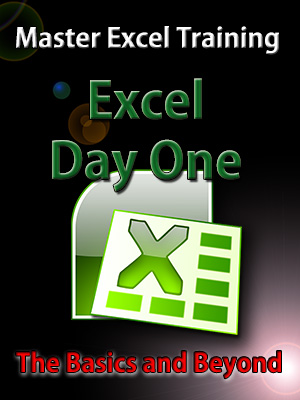 Excel Vdieo Training - Day One
