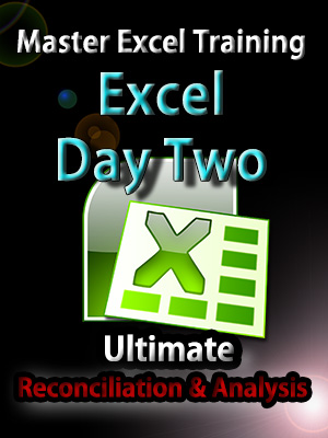 Excel Video Training - Day Two